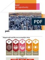 Pwc Auckland Cities of Opportunity Presentation at Auckland Conversations 2015