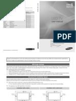 samsung led tv[UC5000]BN68-02768C-00L02-0312