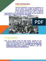 Derecho Industrial. Conceptos