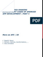 SynapseIndia Sharing Development Cases of Android App Development - Part 4