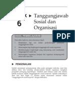 OUMM3203 Topik 6 Tanggungjawab Sosial Dan Organisasi