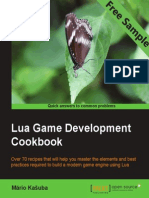 Lua Game Development Cookbook - Sample Chapter
