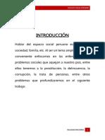 Espacio Social Peruano - Documento