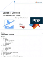 Training TUM GS Simulink 14b