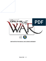 Manual Drums of War