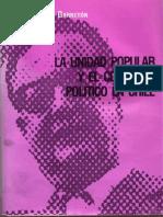 La Unidad Popular y El Conflicto Político en Chile
