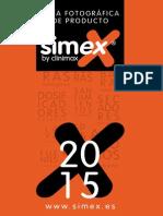 201507 SIMEX GUÍA 2015