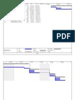 PDF Gantt Chart