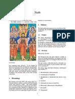The Nath Sampradaya - Introduction