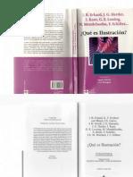VV. AA.,  Qué es ilustración [Ed. Tecnos].pdf