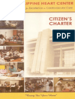 PHC Citizen Charter Book