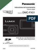 Panasonic FX01