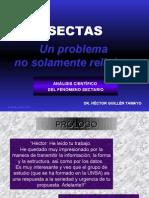 Sectas, más que problema religioso- ¡IMPERDIBLE! Dr. Guillén Tamayo (Perú)
