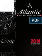 Atlantic Watches Collection 2014