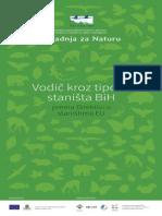 Natura 2000 - Vodič kroz tipove staništa BiH