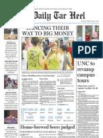 The Daily Tar Heel for Feb. 22, 2010