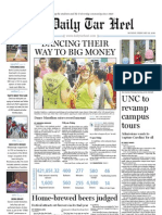 The Daily Tar Heel for Feb. 22, 2010