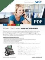 datasheet_NEC_DT400-DT800series_eng_emea_10-069-01(12-2014)