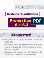 Pronósticos 6