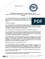 Regulament de Organizare Concurs Eseuri NNDKP 27-10-2013