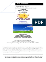 PFLAG Buffalo-NIagara August 2015 Newsletter