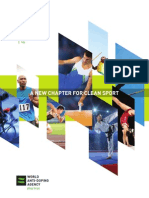 Wada 2014 Annual Report