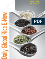 23rd July (Thursday),2015 Daily Global Rice E-Newsletter by Riceplus Magazine