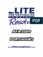 ELITE Resolve Afa2009 Por