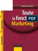 Fonction Marketing fr