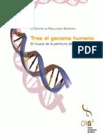 LIBRO DEL CRG-Tras El Genoma Humano