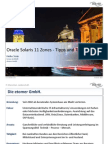 Oracle Solaris 11 Zones Tipps Und Tricks