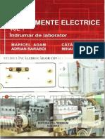 Indrumar Laborator Echipamente Electrice Vol. I 2013