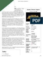 Jaspion – Wikipédia, A Enciclopédia Livre