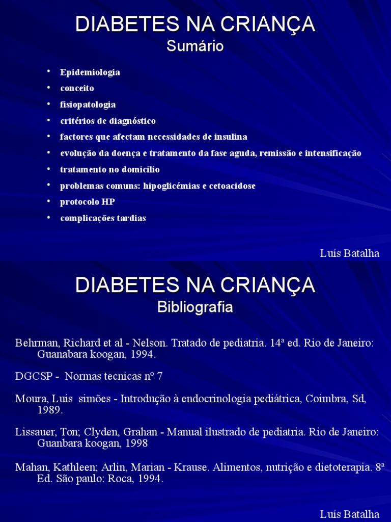 cetonuria sinais e sintomas de diabetes