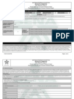 Reporte Proyecto Formativo - 910097 - Unidad Productiva de Confeccio
