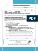 2015-CTDA Registration Form