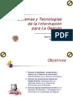 Sistema de Informacion Tecnologia de La Gestion