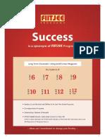 2015 Fiitjee Brochure 2015-16