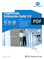 PageScope Enterprise Suite Brochure v3