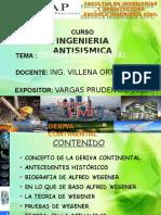 Diapositiva Deriva Continental