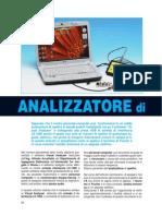 Analizzatore Di Spettro Su PC Nuova Elettronica