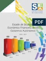 SEA (2015) - Estado de Situación Económico Financiero 2010-2014
