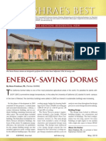ASHRAE Journal - Energy-Saving Dorms