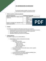 MÓDULO 1 Sistemas de Información de Mercados Parte I