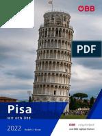 Pisa mit den ÖBB