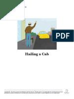 3 Hailing a Taxi