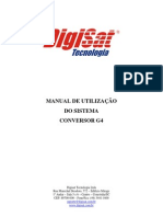 Manual Conversor G4