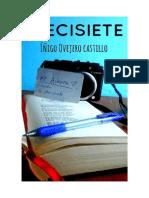 Diecisiete Para Cultura de Íñigo Ovejero