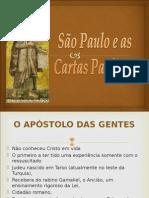 São Paulo e as Cartas Paulinas