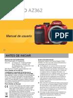 Az362 Manual Es